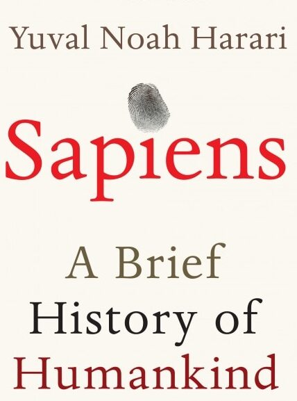Sapiens Book Cover